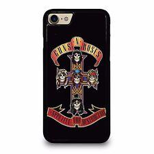 GUNS N ROSES iPhone 7 7S 7 Plus Case Phone Cover Plastic Rubber #2