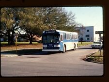 Original Slide Bus, Beaumont Tx 7509, Kodachrome 1984