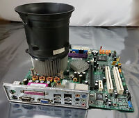 Acer Aspire T650 RC410-M2 Motherboard w/ Celeron 2.66GHz CPU, Cooler, Backplate