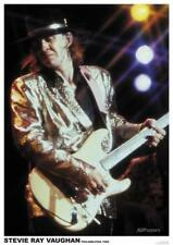 Stevie Ray Vaughan Poster - 23x33