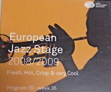 RADIO SHOW: EUROPEAN JAZZ STAGE 10/36 YOHIMBE BROS, BENJAMIN HERMAN QUARTET