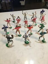 1988 starting lineup Football Lot Of 17 Figures Loose