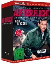 Auf der Flucht - Die komplette Serie (32 DVDs) (Film) NEU