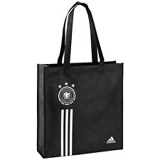 adidas Originals DFB Einkaufstasche Tragetasche Strandtasche Deutschland schwarz