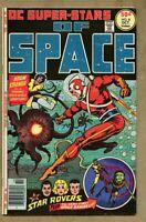 DC Super-Stars #8-1976 fn 6.0 Adam Strange Space Ranger Giant Size
