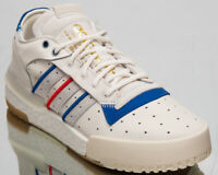 adidas Originals Rivalry RM Low Mens White Casual Lifestyle Sneakers Shoe EE4986