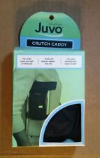 JUVO CRUTCH CADDY Keep Personal Items Safe - Attaches to Crutch - NEW