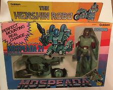 Vintage Robotech / Macross / Mospeada - Henshin Robo - VR-052-F –  Gakken