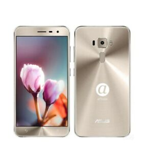 """NEW - aPhone 3.0 (5.5"""" Shimmer Gold 128GB) Dual Sims by ASUS / ASUS ZenFone 3"""