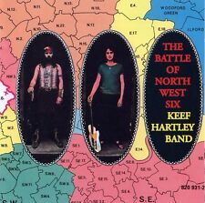 """Keef Hartley Band: """"the Battle of North West Six"""" (CD reissue)"""