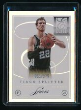 TIAGO SPLITTER 2012-13 ELITE SERIES 001/275 SAN ANTONIO SPURS