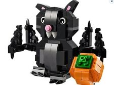 NEW IN PACKAGE LEGO HALLOWEEN BAT WITH PUMPKIN BIRTHDAY CHRISTMAS GIFT 40090