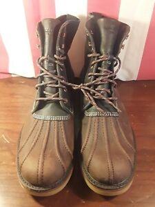 Wolverine Felix Duck Boot Heritage 11.5 M Men's Waterproof Never worn no box