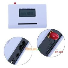 LCD Screen Fixed Phone Cellular Wireless Terminal Alarm System GSM 900/1800MHZ