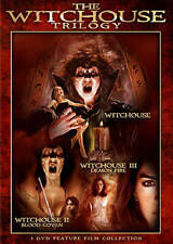 The Witchouse Trilogy (DVD, 2012, 3-Disc Set)