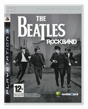 THE BEATLES ROCK BAND PS3 GAME NEW & SEALED PLAYSTATION
