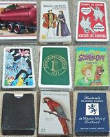 Vintage Pack of Playing Cards (r)