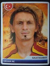 Panini 332 Orhan Ak Galatasaray UEFA CL 2006/07