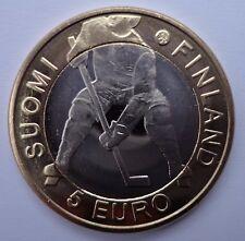 Finland 5 euro 2012 Ice Hockey (UNC)