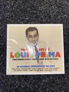 Louis Prima - Very Best of Louis Prima New Sealed CD