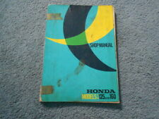 1969 Honda Cb125 Cb160 Shop Service Repair Factory Manual Cb 125 160 Original (Fits: Honda)