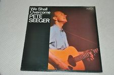 PETE SEEGER-We Acoustique Overcome-Amiga 60er-Album Disque vinyle LP