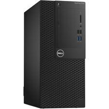 Dell OptiPlex 3050 Tower Desktop Computer i5 8GB Ram 500GB HD Win 10 T2410