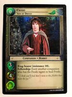 LoTR TCG FoTR Fellowship Of The Ring Silinde Elf Of Mirkwood FOIL 1U60