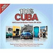 Various Artists-100% Cuba  CD NEW