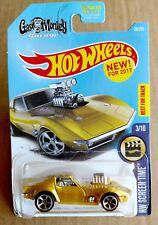 Hot Wheels New Gas Monkey 68 Corvette