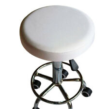 Bar Stool Cover Round Seat Protector Wrap Elastic Breathable Chair Slipcover