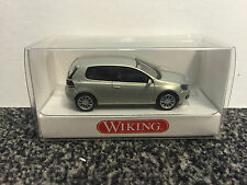 VOLKSWAGEN VW GOLF VI 1:87 Wiking