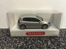 Volkswagen VW Golf VI 1:87 Wiking