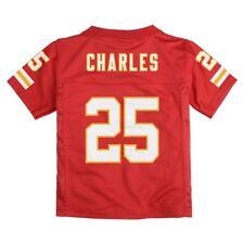 5eb6140dde6 Jamaal Charles NFL Kansas City Chiefs Mid Tier Replica Jersey Infant  12m-24m 12m
