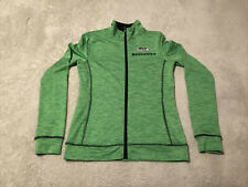 NFL Teens Apparel Full Zip Long Sleeve Athletic Active Wear Seattle Seahawks Jac