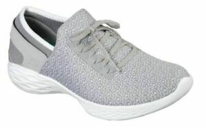 Women's SKECHERS Performance You Walk- Grey- Size 10