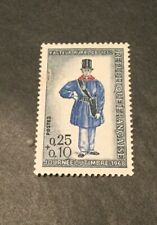 France Stamp Day 1968 MNH