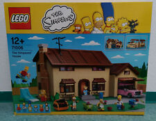 Lego 71006 The Simpsons House [New & Ovp & Sealed & Misb]