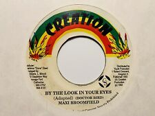 "Maxi Broomfield ""By The Look In Your Eyes"" and ""Version"" 1993 Creation Records"