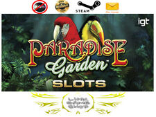 IGT Slots Paradise Garden PC Digital STEAM KEY - Region Free