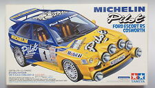TAMIYA 1/24 MICHELIN Pilot FORD ESCORT RS COSWORTH