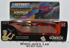 Screech New SEALED 1982 He-Man MOTU Masters of the Universe Mattel