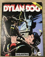 Dylan Dog Comic #18- Cagliostro! (1992)