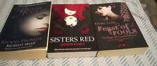 Book Bundle - Vampire Academy, Sisters Red, Morganville x 3