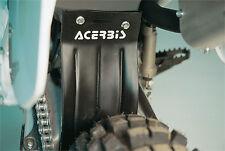 ACERBIS 2000-2004 KTM 200 SX AIR BOX MUD FLAP (BLACK) 2081690001
