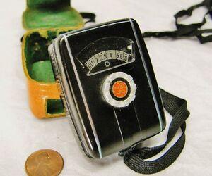 Vtg.Exposure Meter GE Mod.PR-30 Vintage XCLNT!