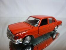 SCHUCO 301612 MERCEDES BENZ 350SE - RED 1:43 - GOOD CONDITION