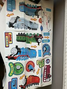 Thomas The Tank Engine Wall Decals / Stickers 2006 Gullane (Thomas) Limited