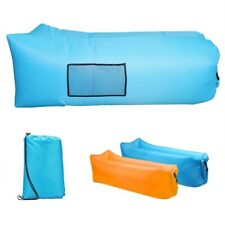 Lakeside Beach Traveling Camping Picnic Portable Inflatable Lounger Air Sofa Bed