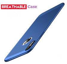 Apple iPhone XR/ XS MAX Ultra-Thin PC Case Shockproof & Breathable